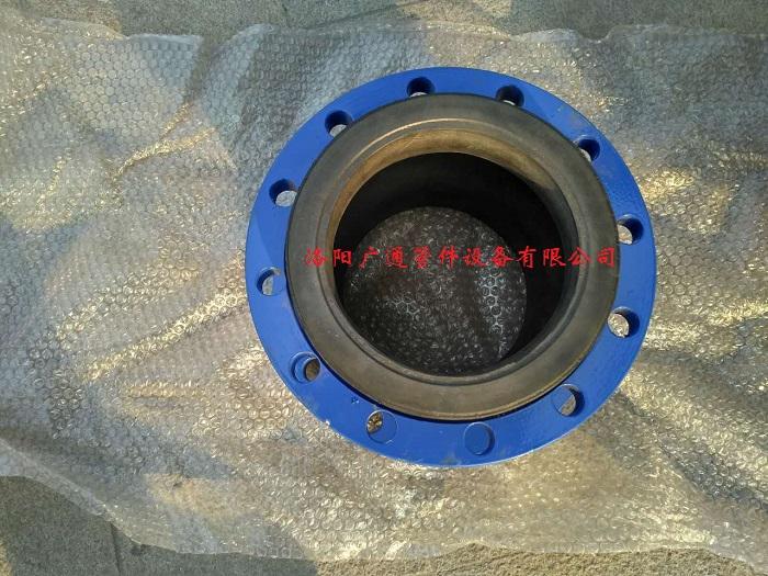 水泵连接JZH1橡胶软接头