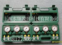 SP60250600液压系统测压盒 便携式压力表压力测试盒