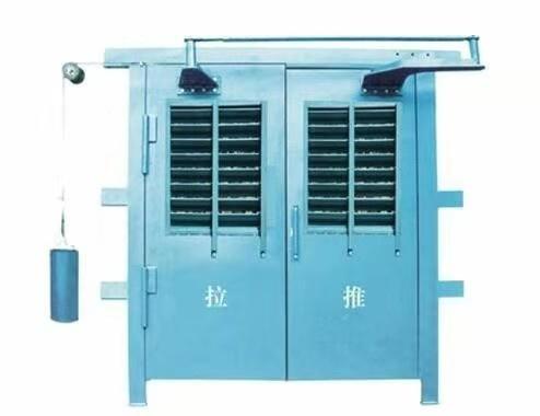 矿用双向调节风门SFM|煤矿井下调节式无压风门安装