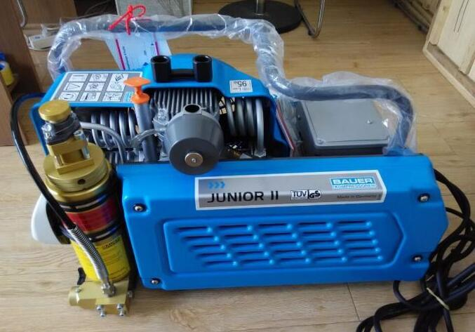 空气呼吸器气瓶填充泵BAUER宝华Juniorii压缩机