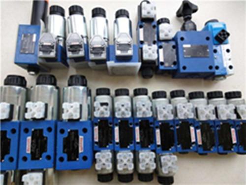 德国Rexroth力士乐液压阀电磁阀4WE6E60/EG24N9K4/V