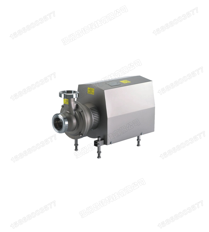 不锈钢卫生级自吸泵