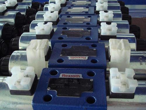 德国Rexroth力士乐液压阀电磁阀4WE10J33/CW110N9DKL