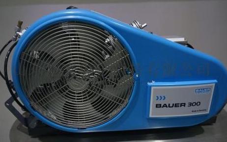 BAUER300-TE德国宝华移动式空气填充泵