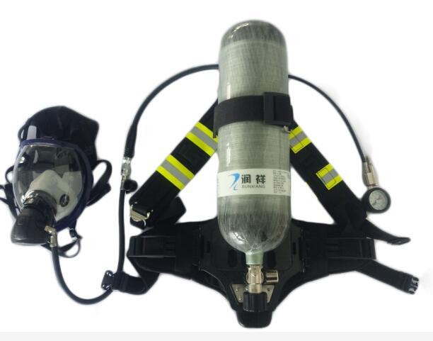 粮库用RHZKF6.8/30Mpa空气呼吸器