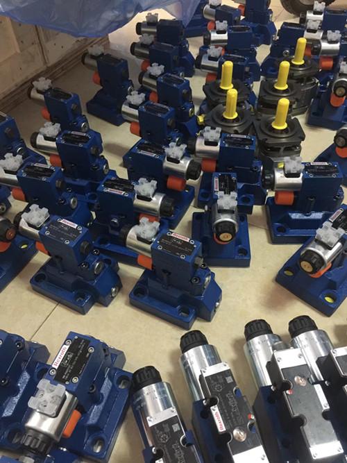 德国Rexroth力士乐液压电液阀H-4WEH25E6X/6EW230N9ETK4