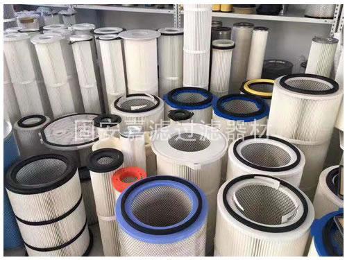 覆膜除尘滤芯定做_覆膜除尘滤芯滤筒厂家_嘉滤过滤