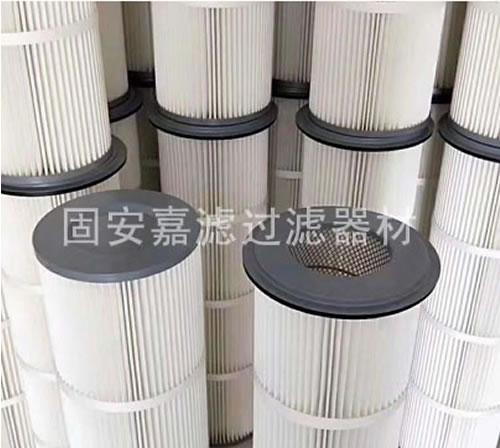 风机除尘滤芯滤筒价格_风机除尘滤芯厂家_嘉滤过滤