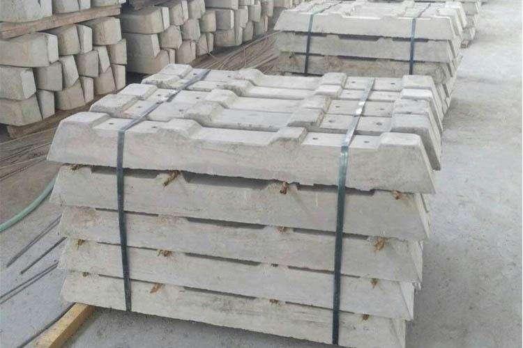 济宁市水泥轨枕,山东矿用水泥轨枕,22公斤水泥枕木