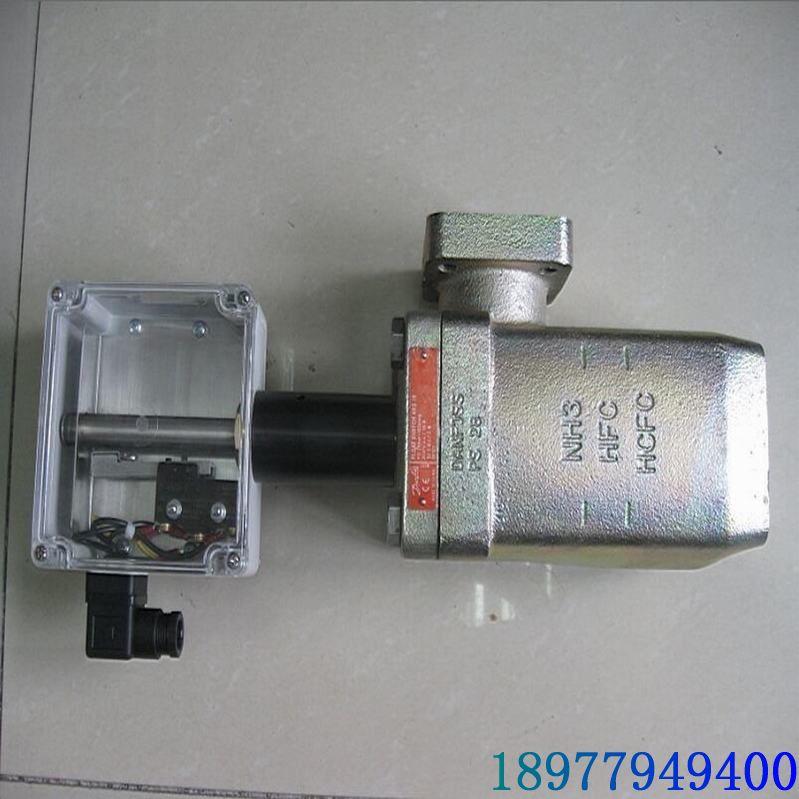 丹佛斯AKS38-148H3194型钢制浮球液位开关