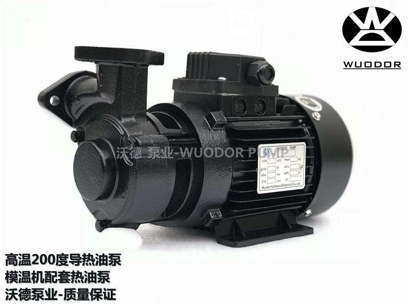 TS-71高温热油泵 200度导热油输送泵