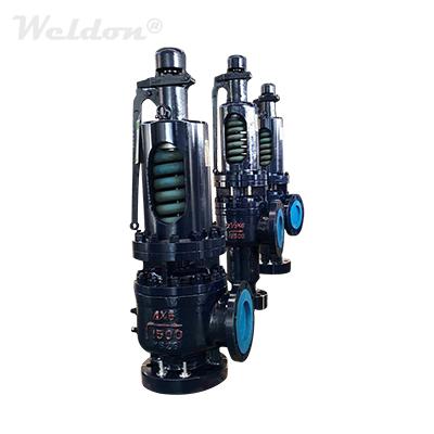 ASME B 16.5 safety valves