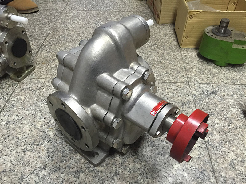 KCB200传输增压泵高温齿轮泵
