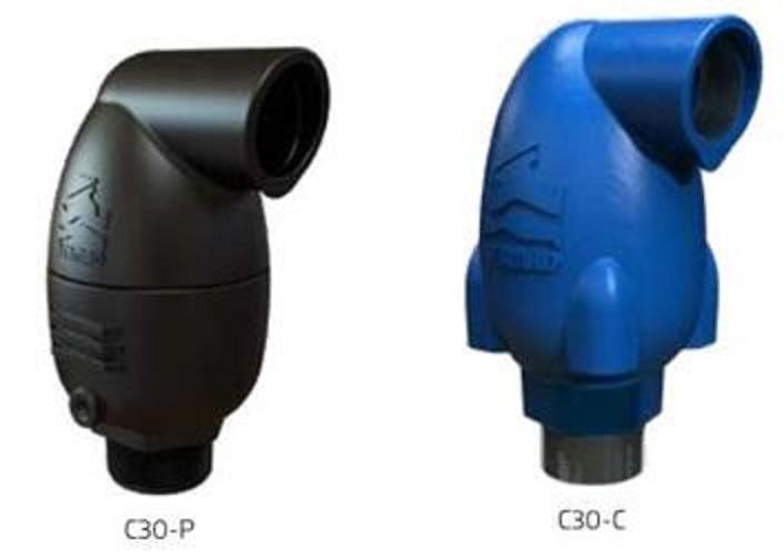 以色列BERMAD伯尔梅特组合式空气阀C30