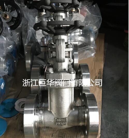锻钢波纹管截止阀,高压双波纹管截止阀WJ41W-160P-DN15