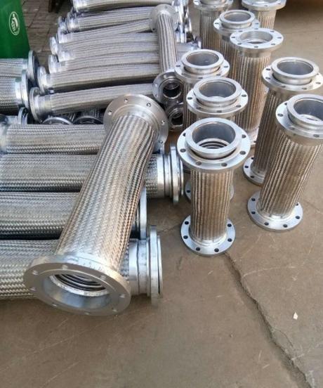 供应福建省304不锈钢高温金属软管