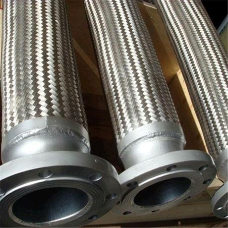 供应福建省法兰软管,不锈钢304法兰软管上海巨洲专供