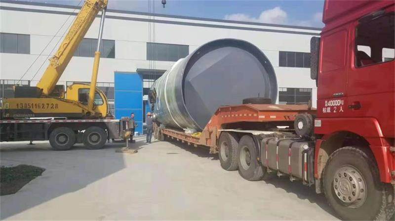 江苏一体化污水提升泵站起源