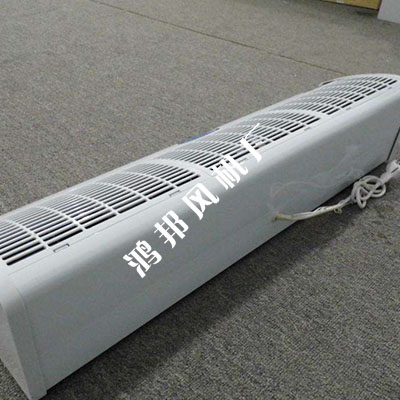 电热风幕机-工业电热风幕机-鸿邦除尘风机厂家