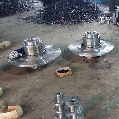 泊头明腾传动供应WGP型带制动盘鼓型齿式联轴器