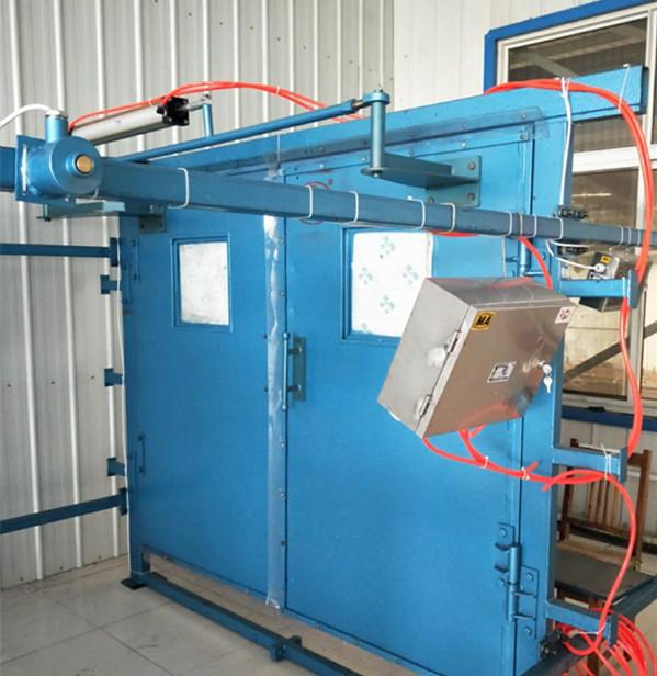 榆林自动控制风门矿用自动风门特点