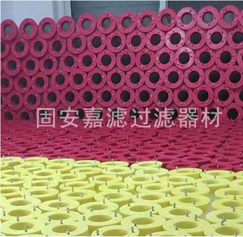 搅拌站除尘器滤芯滤筒厂家批发价格_嘉滤过滤
