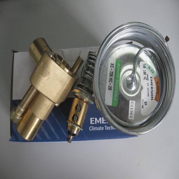 艾默生XC-726SMC-2B-THR75-100HC型空调膨胀阀