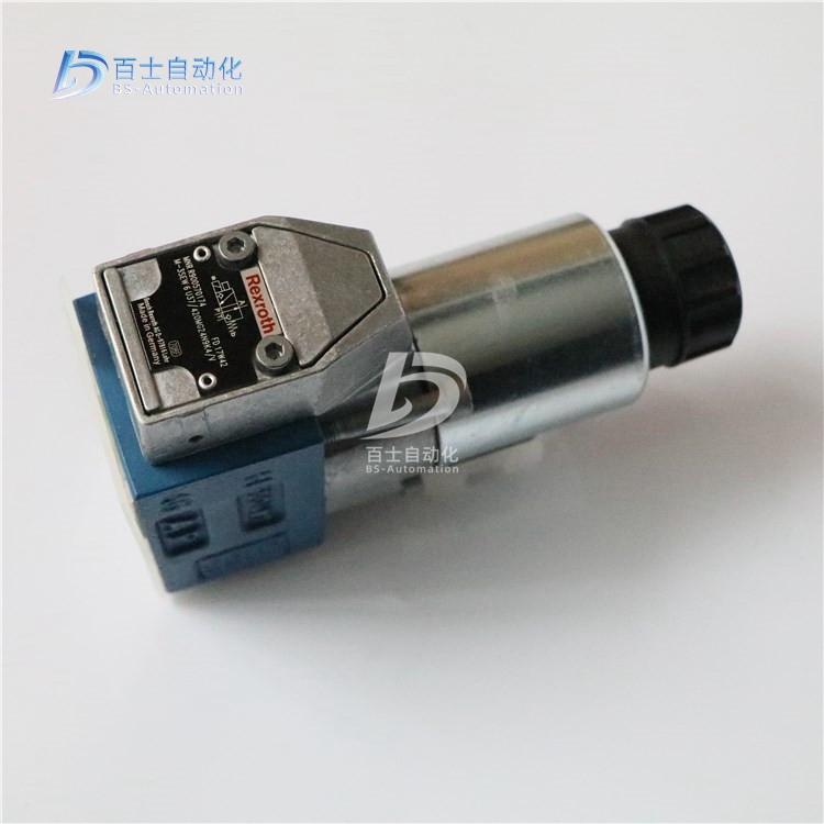 力士乐电磁球阀M-3SEW6U37/420MG24N9K4/V