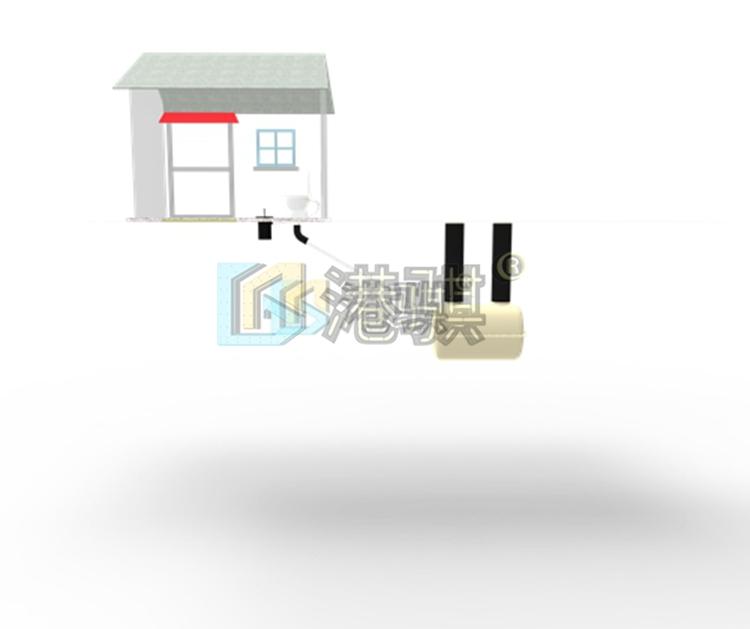 玻璃钢化粪池国家标准厚度-港骐