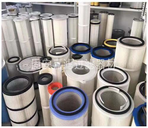 3270粉末回收滤筒_3270粉末回收滤筒厂家_嘉滤