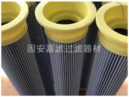 铝厂除尘器3266除尘滤筒_铝厂除尘器除尘滤筒_嘉滤