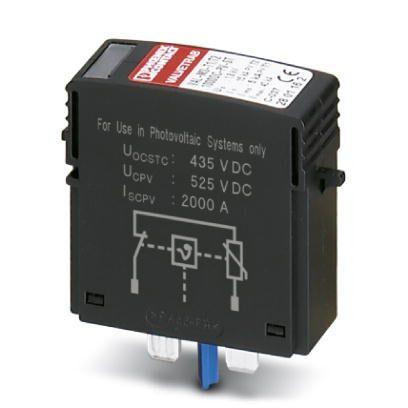 1/2类电涌保护性连接器 - VAL-MS-T1/T2 1000DC-PV-ST - 2801162
