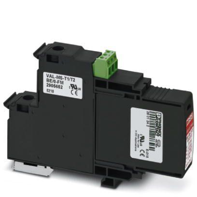 1/2类防雷/电涌保护器 - VAL-MS-T1/T2 48/12.5/O-FM - 2906282