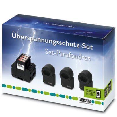 电涌保护设备套件 - GEB-SET-T1/T2-MNT-CH - 2905891