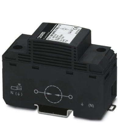 I/II类组合式电涌保护器 - FLT 100 N/PE CTRL-3.0 - 2905834