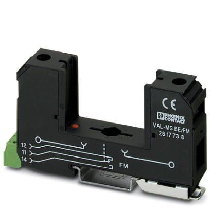 2类电涌保护基座 - VAL-MS BE/FM - 2817738