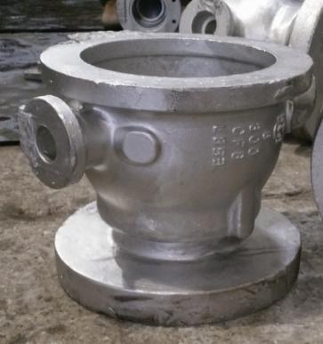 小口径不锈钢球阀铸件