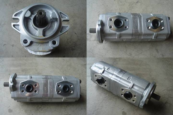 KYB重工泵TP20250-250CZ耐腐蚀双联泵