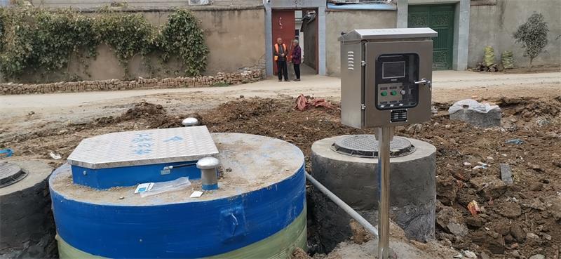 淮北一体化预制泵站全新