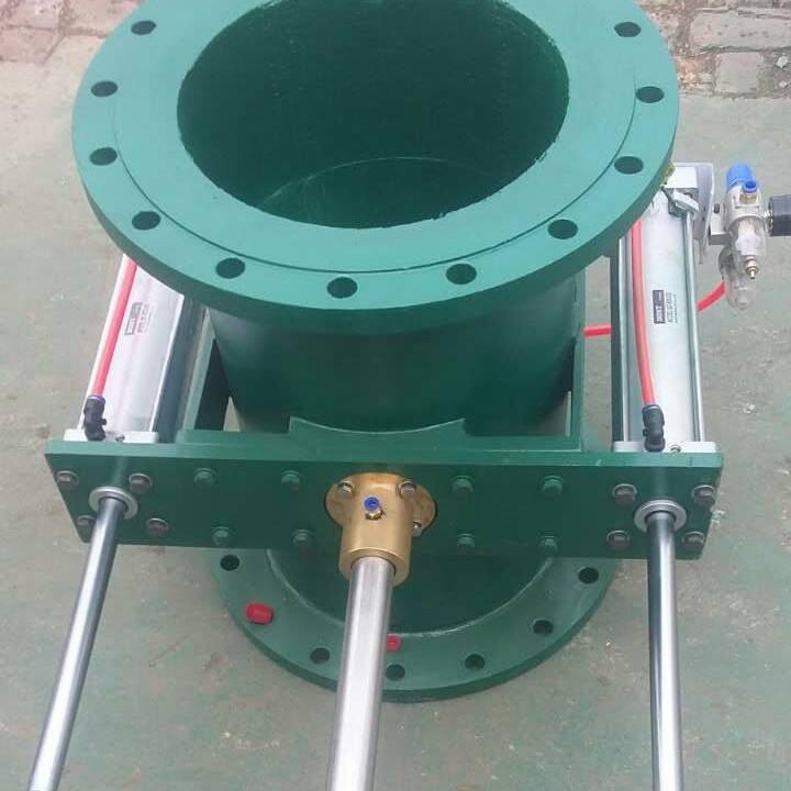 全自动管道矿浆取样机,矿浆取样机厂家,DN200矿浆取样机