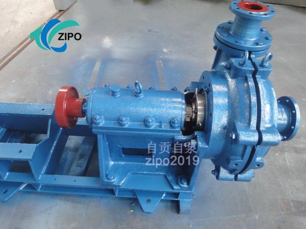 四川自贡自泵工业水泵80ZSP-39或80ZZ新型渣浆泵泥浆泵