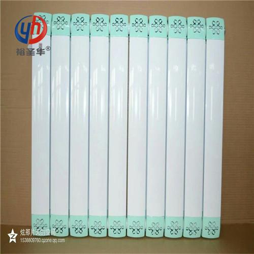 QFSJYLC96/1800压铸铝双金属散热器标准