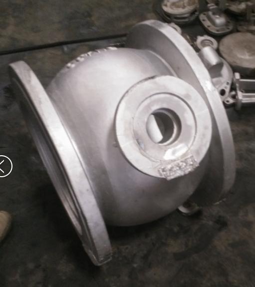 大口径不锈钢球阀铸件