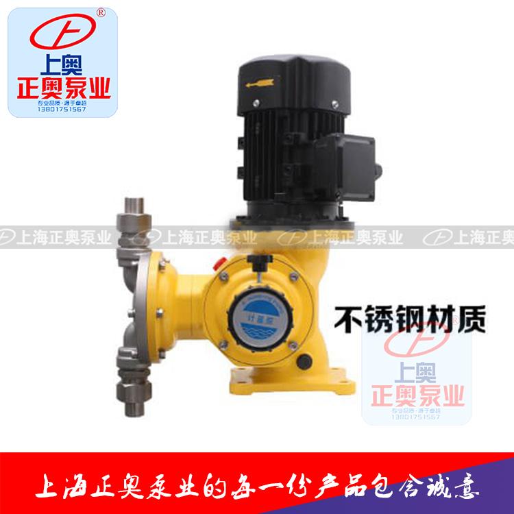 DJ-Z型电动隔膜式计量泵