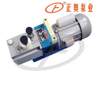 2XZ型旋片式真空泵
