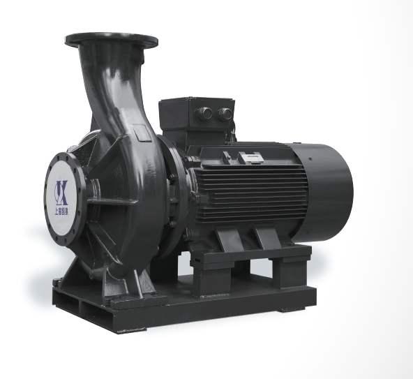 上海凯泉80KQW单级离心泵管道泵