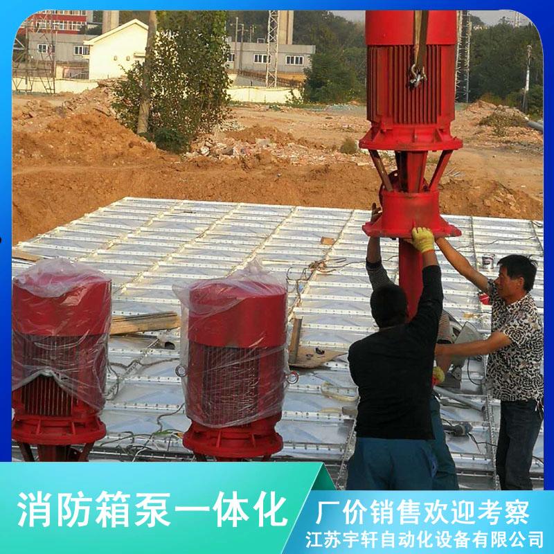 福建漳州地埋箱泵一体化厂家