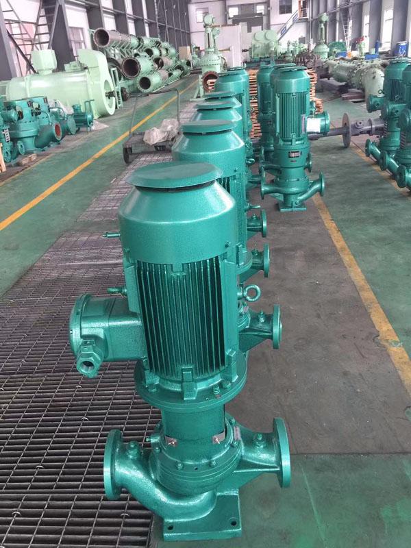 沁泉 HGBW12-6型滑片式管道油泵