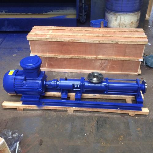 沁泉 G50-1型不锈钢防爆变频单螺杆泵