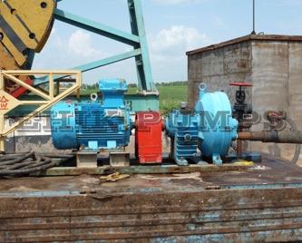 RFM系列矿用旋喷泵(滞止增压节能泵)
